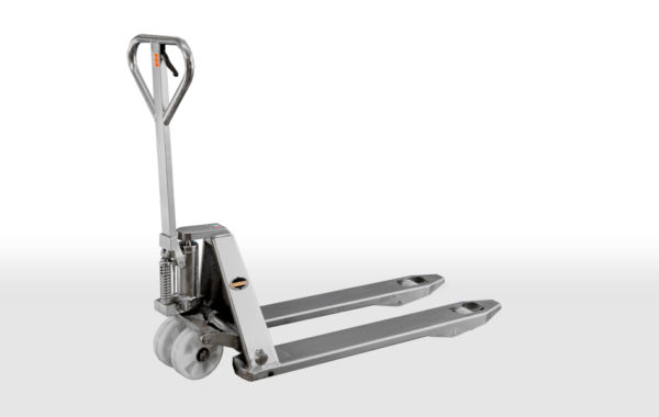STAINLESS STEEL HAND PALLET JACKS