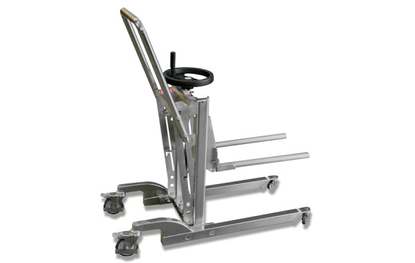 CEM VT IX – Multi-Pourpose Stainless Steel mini lifter